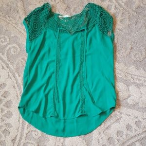 Maurices Large Blouse